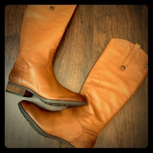 Sam Edelman Rider Boots - Size 8